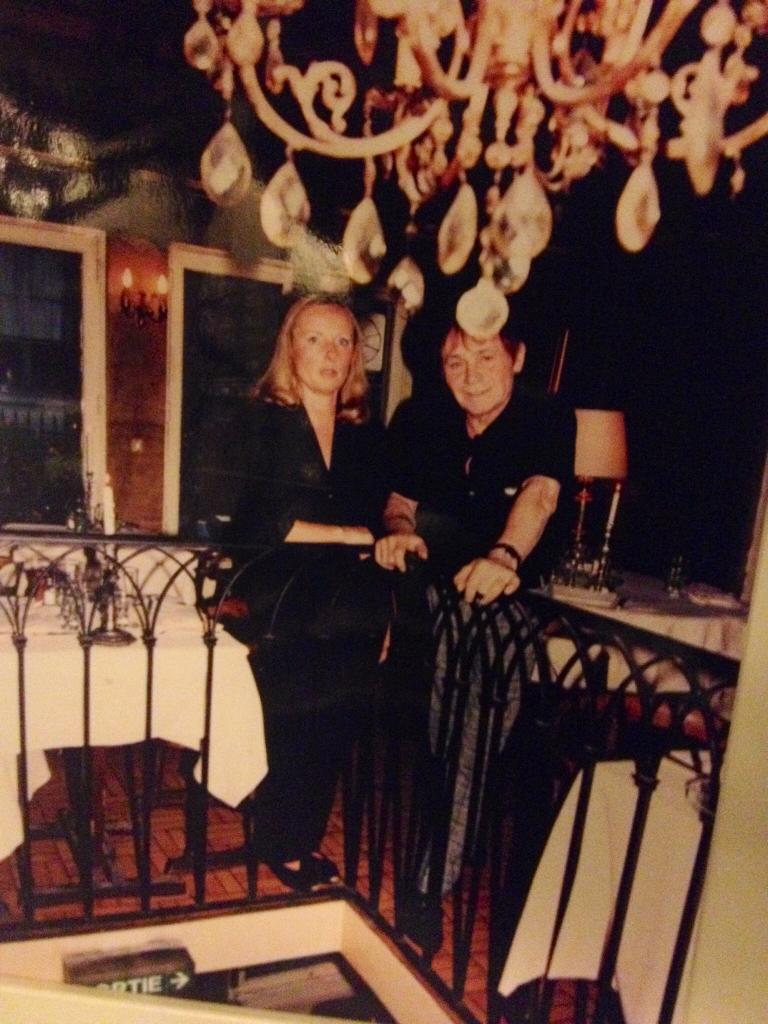 Maurice Fanon et Françoise Wilcz