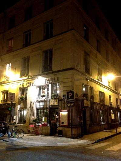 Le connetable 55 rue des archives paris 75003contraste 2